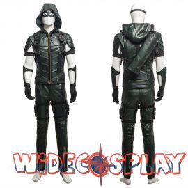 Arrow 4 Green Arrow Cosplay Costume