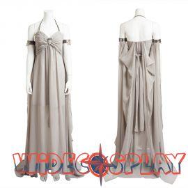 Game of Thrones Daenerys Targaryen Cosplay Dress