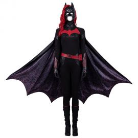 2019 Batwoman Kate Kane Cosplay Costume