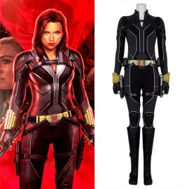 2020 Black Widow Cosplay Costume