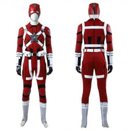 2020 Black Widow Red Guardian Cosplay Costume