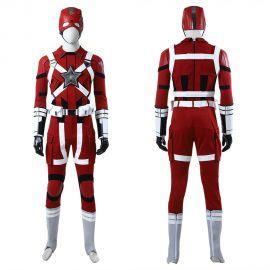 2020 Black Widow Red Guardian Cosplay Costume