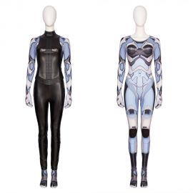 Alita: Battle Angel Alita Cosplay Costume Full Set