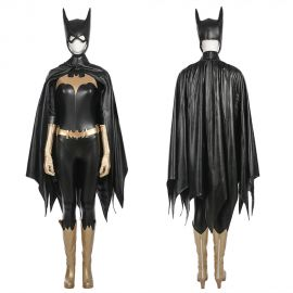 Arkham Knight Batgirl Cosplay Costume