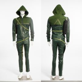 Arrow 2 Green Arrow Cosplay Costume