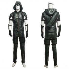 Arrow 4 Green Arrow Cosplay Costume