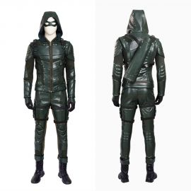 Arrow 5 Green Arrow Cosplay Costume