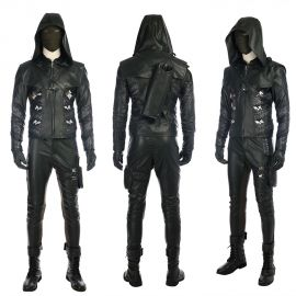 Arrow 5 Prometheus Cosplay Costume