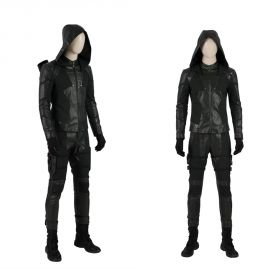 Arrow 8 Green Arrow Cosplay Costume