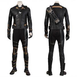 Avengers Endgame Hawkeye Cosplay Costume