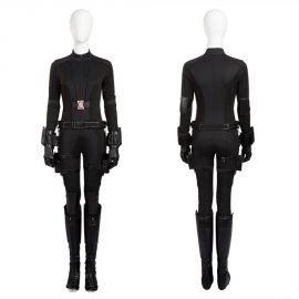 Civil War Black Widow Cosplay Costume