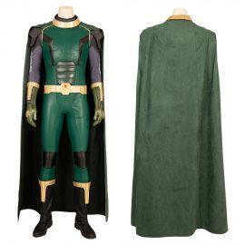 Crisis on Infinite Earths Pariah Cosplay Costume