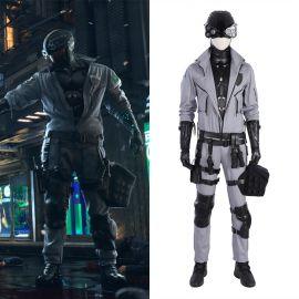Cyberpunk 2077 Psycho Squad Cosplay Costume