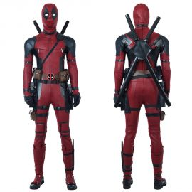 Deadpool 2 Cosplay Costume Deadpool Costume Deluxe Version