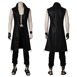 Devil May Cry 5 The Mysterious One Cosplay Costume