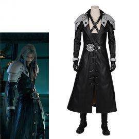 Final Fantasy VII Remake Sephiroth Cosplay Costume