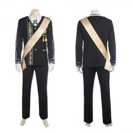 Final Fantasy XV Noctis Lucis Caelum Cosplay Costume Evening Suit