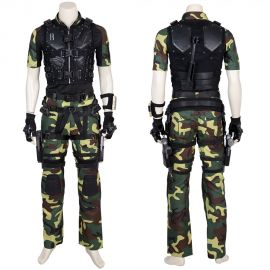 G.I.Joe Retaliation Roadblock Cosplay Costume