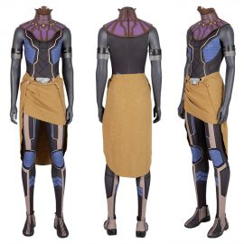 Movie Black Panther Shuri Cosplay Costume