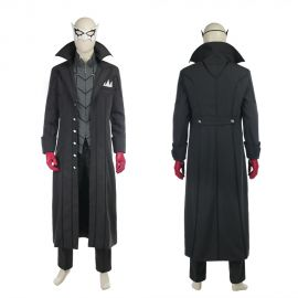 Persona 5 Kaitou Cosplay Costume