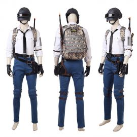 PUBG Cosplay Costume Outfit