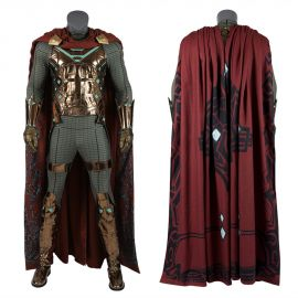 Spider-Man Far From Home Mysterio Cosplay Costume Deluxe