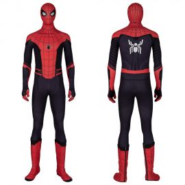 Spider-Man Far From Home Spiderman Cosplay Jumpsuit