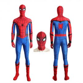 Spider-Man Homecoming Spiderman Cosplay Costume