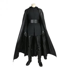 Star Wars 8 The Last Jedi Kylo Ren Cosplay Costume