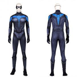 Titans Nightwing Cosplay Costume