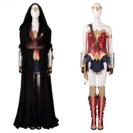 Wonder Woman 1984 Wonder Woman Cosplay Costume