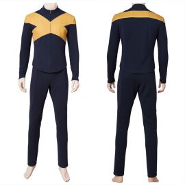 X-Men Dark Phoenix Male Cosplay Costume