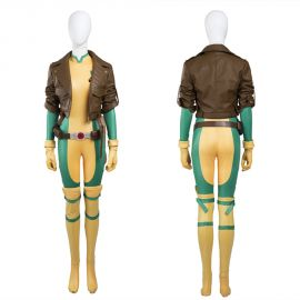 X-Men Rogue Mary Cosplay Costume